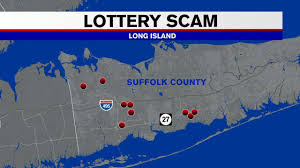Suffolk County Map Print By Scam On Suffolk County Lures Victims With Promise Of Lottery