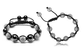 macrame beads bracelet images Elegant macrame beaded bracelets who knew creative jewish mom