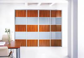 Sliding Closet Door Panels Modern Sliding Closet Doors Home Interior Design