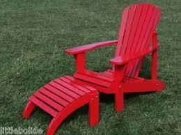 chaise adirondack chaise adirondack avec repose pieds en cèdre ref