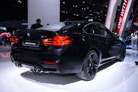 Bmw M3 Blacked Out - new bmw m3 sedan and m4 coupe live from detroit