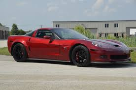 5th generation corvette high performance speed shop modern