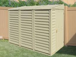 Outdoor Shed Kits by Vinyl Sidemate Shed Kits Better Sheds