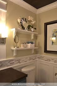 bathroom molding ideas best 25 crown molding bathroom ideas on crown molding