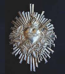 sacred heart jewelry sacred heart jewellery kaleidoscope effect