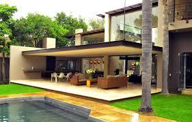 Diy Home Decor Ideas South Africa Wonderful Modern Villa Entrance In South Africa By Nico Van Der