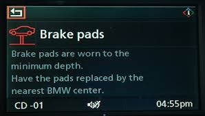 bmw pad is it to replace your bmw brake pads