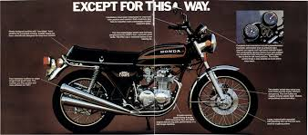 vintage honda the only way to go 4into1 com vintage honda motorcycle parts blog