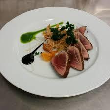 dressage en cuisine la cuisine du restaurant restaurant le sensoriel à alban