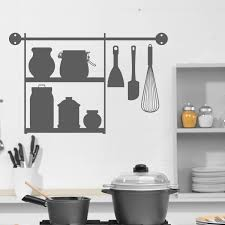 stickers de cuisine stickers cuisine design stickers muraux cool en plus