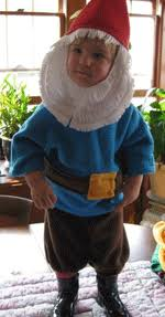 Baby Gnome Halloween Costume 15 Homemade Halloween Costumes Featured Etsy Parentmap