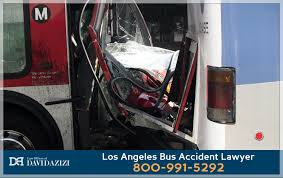 mta bus accident lawyer in los angeles david azizi call 24 7