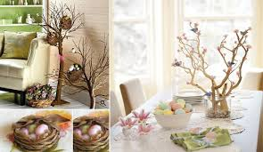Easter Decorations For Home 18 Sweet Easter And Spring Decorations Live Diy Ideas