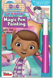 magic painting disney jr doc mcstuffins u0027s