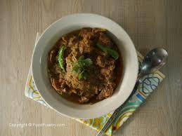 id d o cuisine mutton do pyaza food fusion
