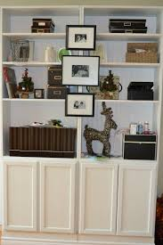 How To Decorate A Bookcase 36 Best Christmas Bookcase Decor Ideas Images On Pinterest