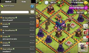 download game mod coc thunderbolt clash of clans mod apk 9 105 11 game mod programing