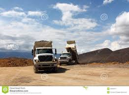 two dump truck royalty free stock photography image 35203417