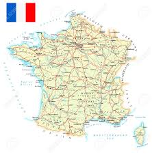 French Riviera Map Cities Map Maps Of France Detailed Map Of France In English
