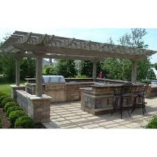Outdoor Patio Kitchen Ideas Best 25 Bbq Island Kits Ideas On Pinterest Covered Outdoor