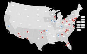 Utah Idaho Map Supply by Locations Supplyone