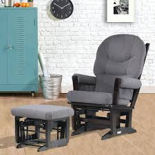 glider and ottoman cushions glider replacement cushions storkcraft cambridge rocker with snaps
