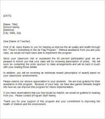recommendation letter for middle student cover letter