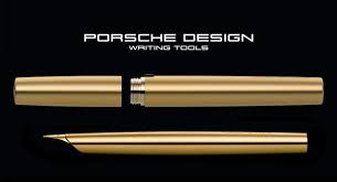 porsche gold penhero com porsche design solid gold limited edition 2015