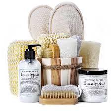 organic fruit basket best organic eucalyptus spa basket gourmet gift baskets for all