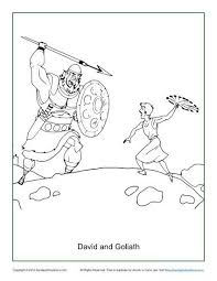 the heroes of the bible gideon coloring page 1 vbs ideas