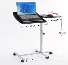 adjustable movable laptop table best 20 portable computer desk ideas on pinterest portable stunning