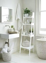 bookcase leitern white 5 tiered ladder shelf bookcase display