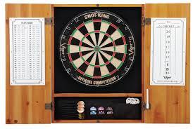 best dart board cabinet gld products viper metropolitan steel tip dartboard cabinet
