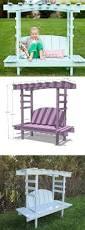 how to make kids arbor bench diy u0026 crafts arbors bench and craft