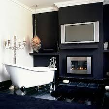 black and white bathroom design ideas u0026 tips wainscoting ideas with ceramic tan floor for home