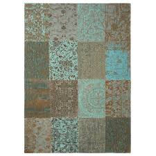 Cotton Chenille Rug Patch Wool And Cotton Chenille Rug Sea Blue Rugs Rugs