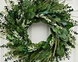 indoor wreath etsy