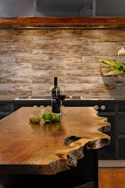 warm modern kitchen contemporary kitchen with rustic flair lauren levant hgtv