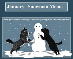 Snowman Meme - snowman meme on stray city deviantart