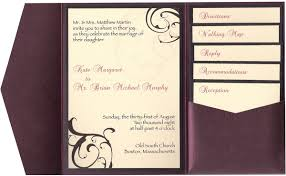 wedding invitation inserts use some comely accessories and make