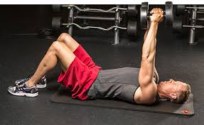 How To Do Dumbbell Bench Press The Floor Press What Makes The Floor Press So Special