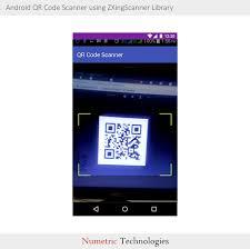 cara membuat database dengan mysql front android qr code scanner using zxingscanner library tutorial
