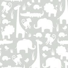 kids wallpaper its a jungle peel stick wallpapers grey green kids nursery