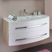 badezimmer unterschrank hängend waschbeckenunterschrank hochglanz pharao24