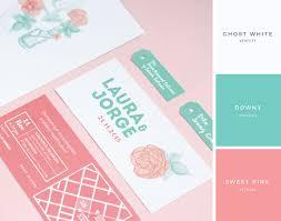 25 perfect wedding color combinations u2013 design