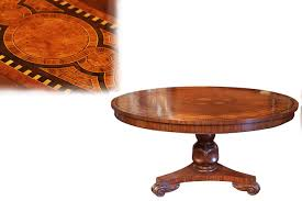 60 Inch Round Dining Room Tables by Transitional 60 Inch Round Mahogany Dining Table Inlaid