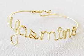 personalized name bracelets customized name bracelet any name 14 99 you choose color and size