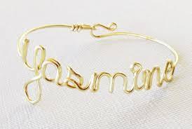 custom name bracelet customized name bracelet any name 14 99 you choose color and size