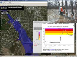 Real Time Maps Real Time Flood Mapping For Indiana And Kentucky Communities