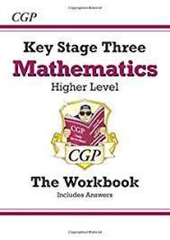 ks3 maths study guide higher levels 5 8 revision guides